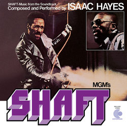 Shaft 聲帶 (Various Artists, Isaac Hayes, J.J. Johnson) - CD封面