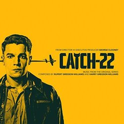Catch-22 Bande Originale (Harry Gregson-Williams	, Rupert Gregson-Williams) - Pochettes de CD