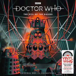 Doctor Who: The Evil Of The Daleks - David Whitaker, Ron Grainer, Delia Derbyshire - 12/07/2019
