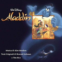 Aladdin 声带 (Various Artists) - CD封面