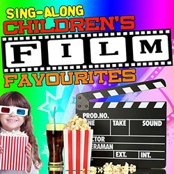 Sing-Along Children's Film Favourites - Various Artists - 07/06/2019