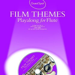 Playalong for Flute: Film Themes - Various Artists - 07/06/2019