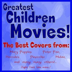 Greatest Children Movies! - Various Artists - 14/06/2019