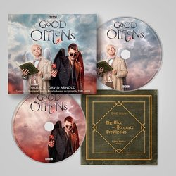 Good Omens Soundtrack (David Arnold, Various Artists) - cd-inlay