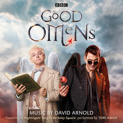 Good Omens Soundtrack (David Arnold, Various Artists) - CD cover