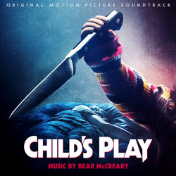 Child's Play Soundtrack (Bear McCreary) - CD cover
