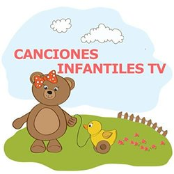 Canciones Infantiles TV Soundtrack (Various Artists) - CD cover
