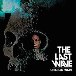 The Last Wave Soundtrack (Charles Wain) - CD cover