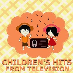 Children's Hits From Television 聲帶 (Various Artists) - CD封面