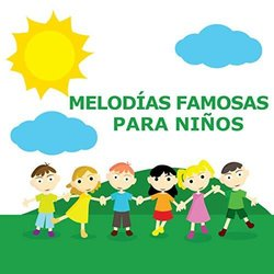 Melodías Famosas Para Niños Soundtrack (Various Artists) - CD-Cover