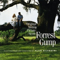 Forrest Gump Soundtrack (Alan Silvestri) - CD cover