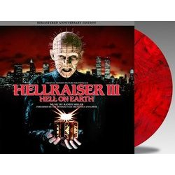 Hellraiser III: Hell on Earth Bande Originale (Various Artists, Randy Miller) - cd-inlay