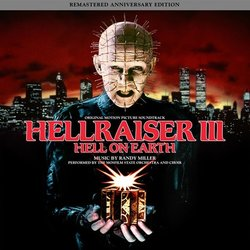 Hellraiser III: Hell on Earth Bande Originale (Various Artists, Randy Miller) - Pochettes de CD