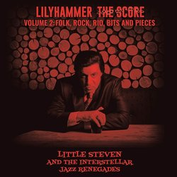 Lilyhammer The Score Vol.2: Folk, Rock, Rio, Bits And Pieces Colonna sonora (Various Artists, Little Steven) - Copertina del CD
