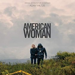 American Woman Colonna sonora (Adam Wiltzie) - Copertina del CD