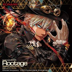 Beatmania IIDX 26 Rootage Colonna sonora (Various Artists) - Copertina del CD
