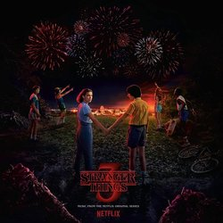 Stranger Things: Season 3 Bande Originale (Various Artists) - Pochettes de CD
