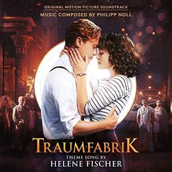 Traumfabrik Soundtrack (Philipp Noll) - CD cover