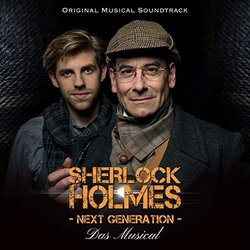 Sherlock Holmes - Next Generation Soundtrack (Christian Heckelsmüller, Christian Heckelsmüller) - CD cover