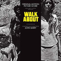 Walkabout Soundtrack (John Barry) - CD-Cover