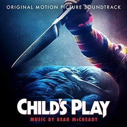 Child's Play Trilha sonora (Bear McCreary) - capa de CD