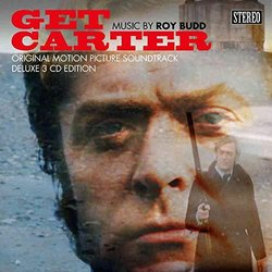 Get Carter Soundtrack (Roy Budd) - CD-Cover