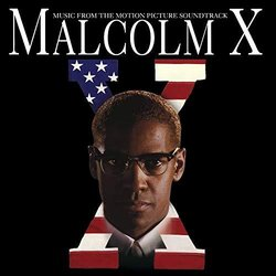 Malcolm X Bande Originale (Various Artists) - Pochettes de CD