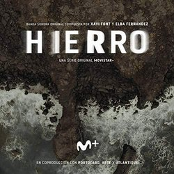 Hierro Trilha sonora (Various Artists) - capa de CD