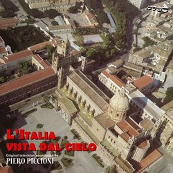 L'Italia Vista Dal Cielo Soundtrack (Piero Piccioni) - CD cover