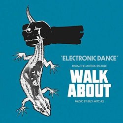 Electronic Dance Soundtrack (Billy Mitchel) - CD cover
