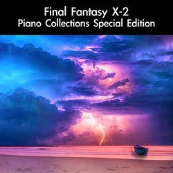 Final Fantasy X-2 Piano Collections Special Edition Soundtrack (daigoro789 , Various Artists) - CD cover