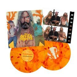 The Devil's Rejects Soundtrack (Various Artists) - CD-Inlay