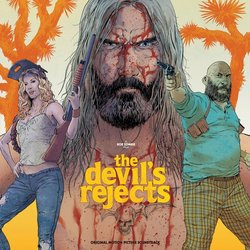 The Devil's Rejects Colonna sonora (Various Artists) - Copertina del CD