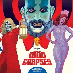 House of 1000 Corpses - Rob Zombie, Scott Humphrey, Various Artists - 01/08/2019