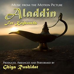 Aladdin For Keyboards Soundtrack (Ghiya Rushidat) - CD cover