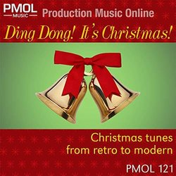 Ding Dong! It's Christmas! Colonna sonora (PMOL Music) - Copertina del CD
