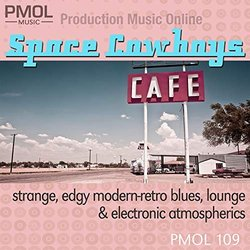 Space Cowboys Trilha sonora (PMOL Music) - capa de CD