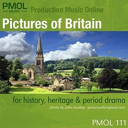 Pictures Of Britain 聲帶 (PMOL Music) - CD封面