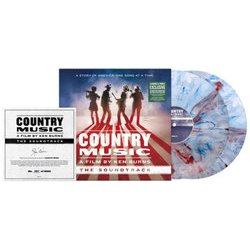 Country Music: A Film by Ken Burns Soundtrack (Various Artists) - cd-inlay