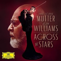 Across The Stars Bande Originale (Anne-Sophie Mutter, John Williams) - Pochettes de CD