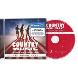 Country Music: A Film by Ken Burns Bande Originale (Various Artists) - cd-inlay