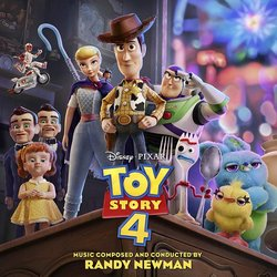 Toy Story 4 - Randy Newman, Various Artists - 12/07/2019