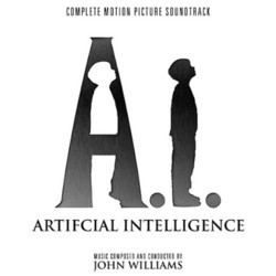 A.I.: Artificial Intelligence Soundtrack (John Williams) - CD cover