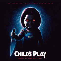 Child's Play Colonna sonora (Bear McCreary) - Copertina del CD