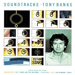 Soundtracks - Tony Banks Colonna sonora (Tony Banks) - Copertina del CD