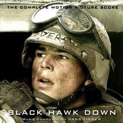 Black Hawk Down Soundtrack (Hans Zimmer) - CD cover