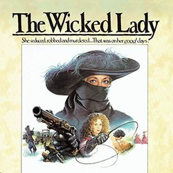 The Wicked Lady Bande Originale (Tony Banks) - Pochettes de CD