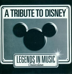 A Tribute to Disney Trilha sonora (Various Artists) - capa de CD