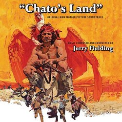Chato's Land Soundtrack (Jerry Fielding) - CD cover