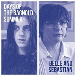 Days of the Bagnold Summer Colonna sonora (Belle And Sebastian) - Copertina del CD